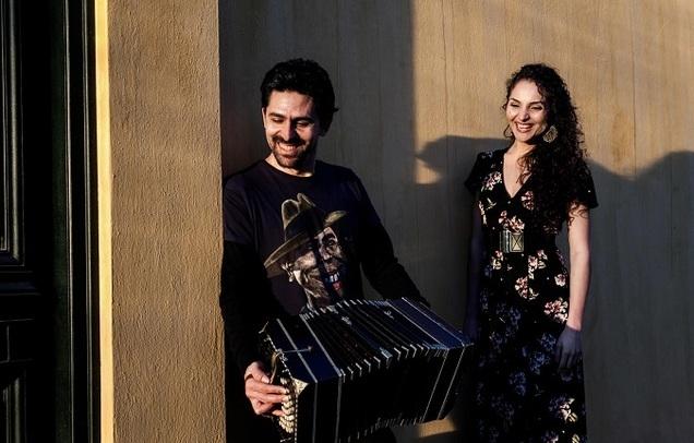 Andria Antoniou & Roman Gomez