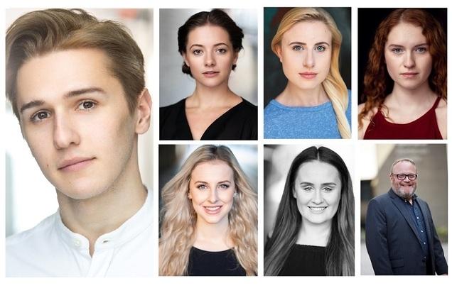 London Studio Centre 2019 Graduates