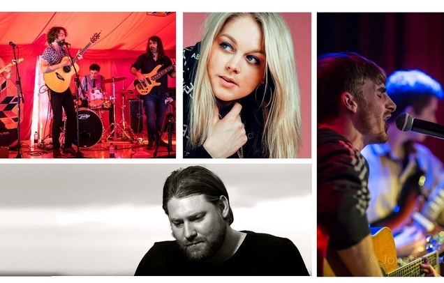 ExpressLive: Casino Moon / Lucy Whittaker / Mohan / Phil Marshall