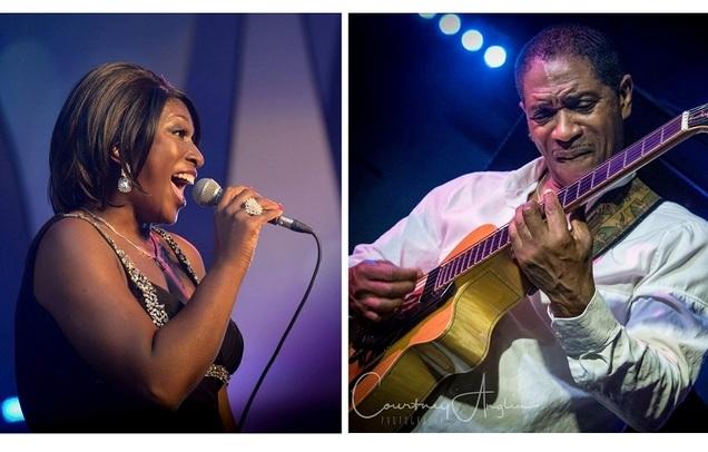 Verna Francis & Ciyo Brown - An Evening Of Motown