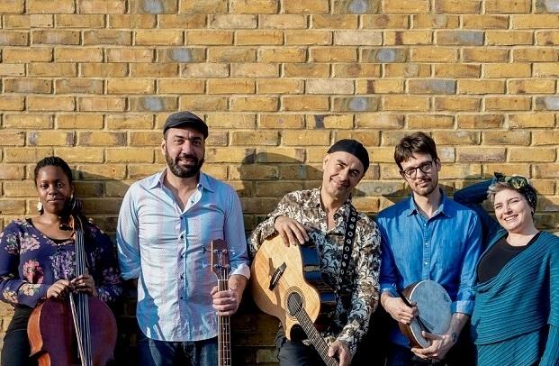 Antonio Forcione Quintet