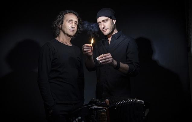Andreas Schaerer & Luciano Biondini