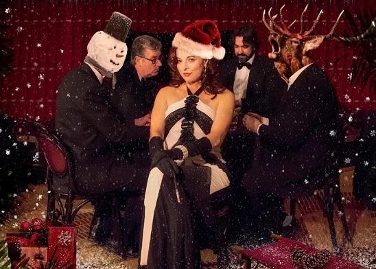 Jazz at The Movies Swinging Christmas