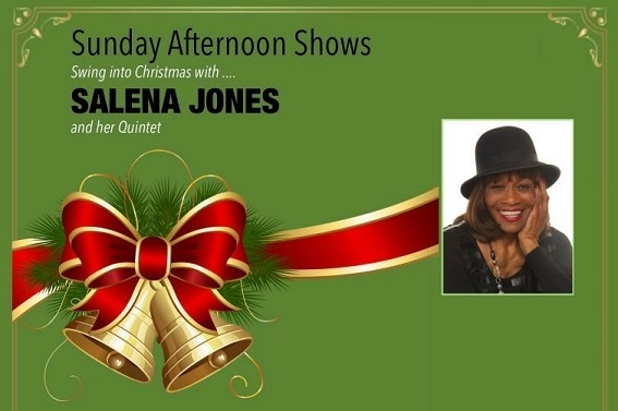 """Merry Christmas Baby"" with Salena Jones and her Quintet"