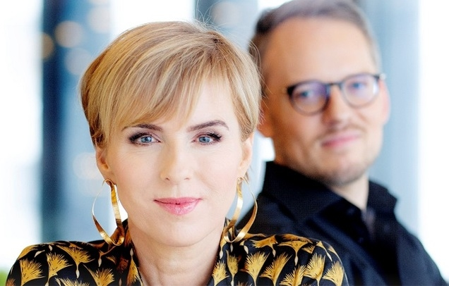 Silje Nergaard & Espen Berg