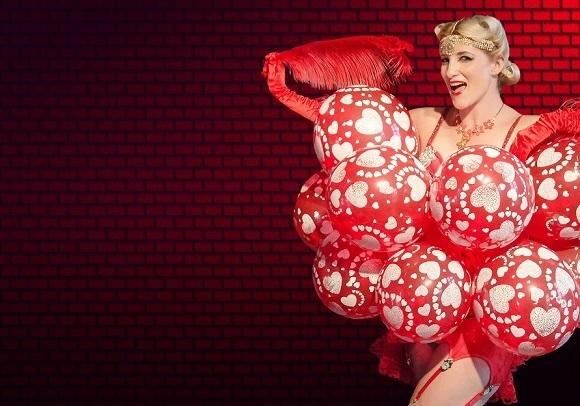 Sapphira's Burlesque or Bust Valentine's