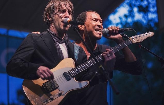 Chris Bergson & Ellis Hooks