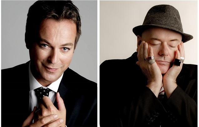 Julian Clary with Special Guest Ian Shaw