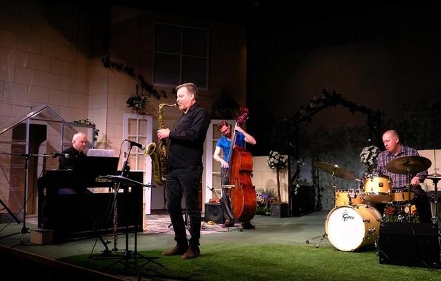 The Dave Jones Quartet