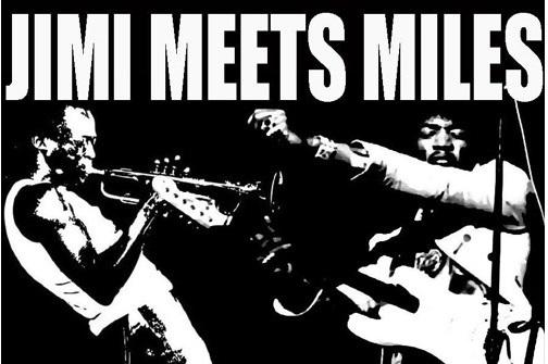 Jimi Hendrix Meets Miles Davis