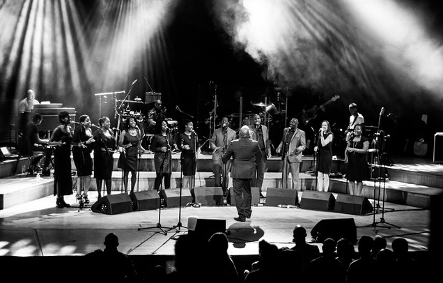 John Fisher and IDMC Gospel Soul Choir, Gospel Music Takeover