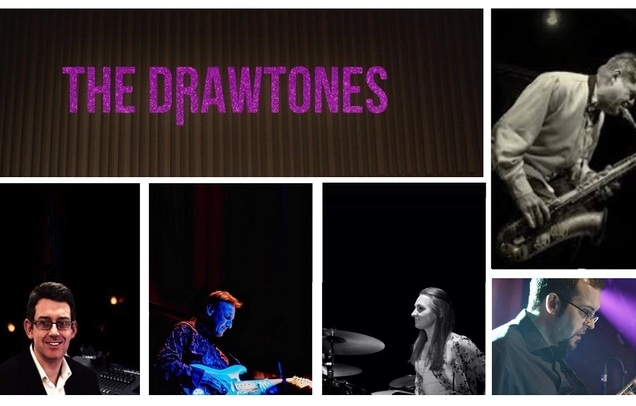 The Drawtones with special guest Derek Nash