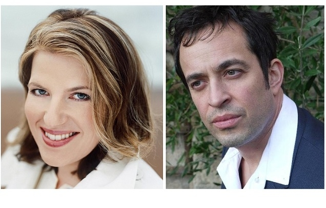 Clare Teal & Jason Rebello