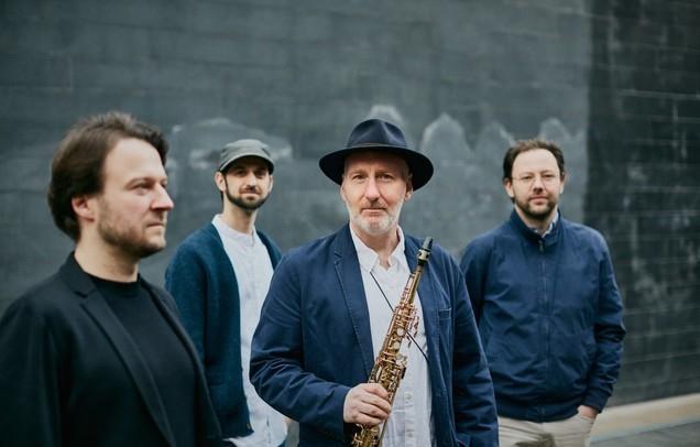"""The Julian Costello Quartet """"Connections"""""""