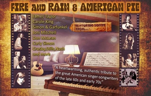 Fire & Rain & American Pie