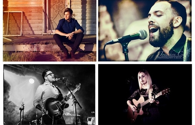 ExpressLive:  Alex Gibson / Edmund Jeffery / Scott Mcfarnon / Alice Pisano