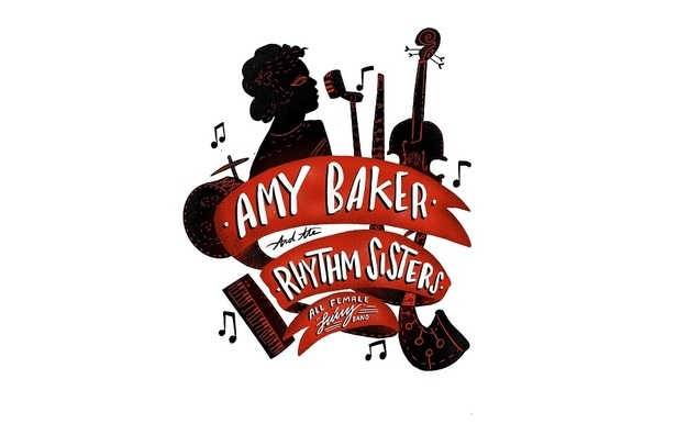 Amy Baker and The Rhythm Sisters
