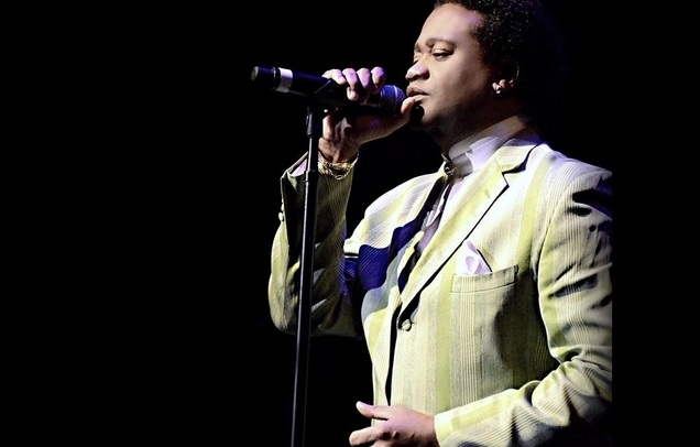 Eban Brown – Former Lead Singer of THE STYLISTICS