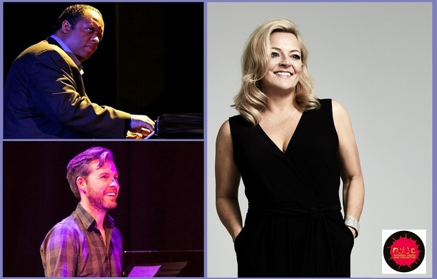 Julian Joseph, Claire Martin and Gwilym Simcock play Jazz For The Future