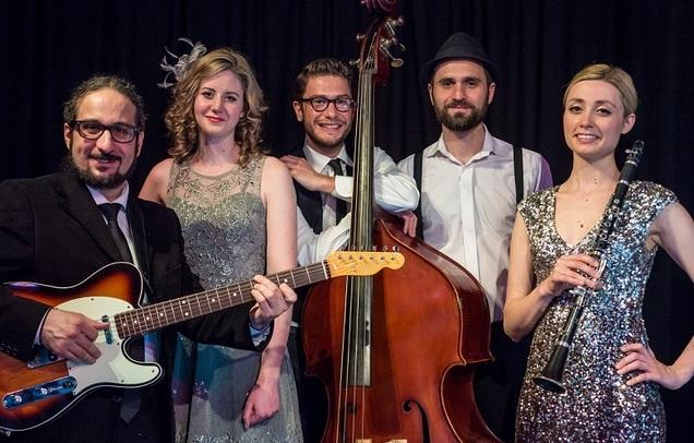 Hetty and the Jazzato Band