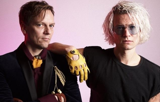 RKDIA featuring Morten Schantz & Anton Eger