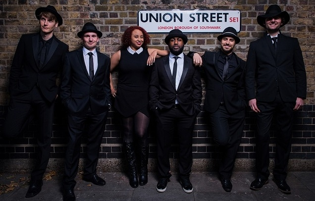 The Union Street Band: Aretha Franklin Songbook