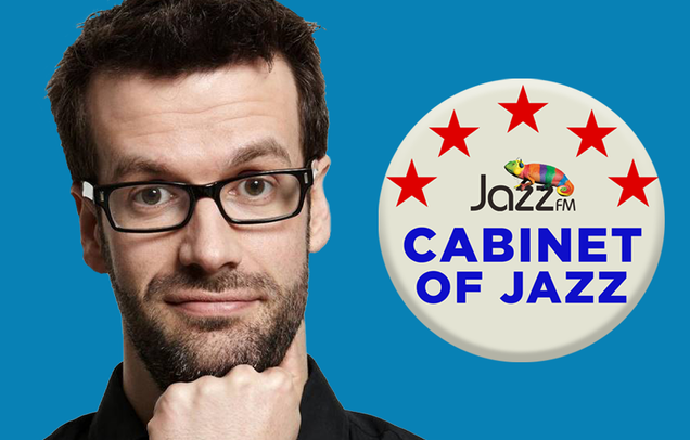The Cabinet of Jazz with Marcus Brigstocke