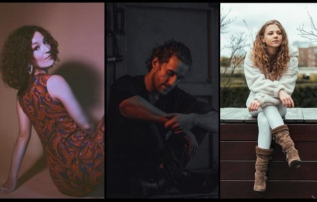 Abi Farrell + Ellie Harris + Ed Tattersall