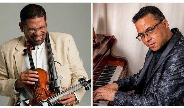 Omar Puente and Alex Wilson