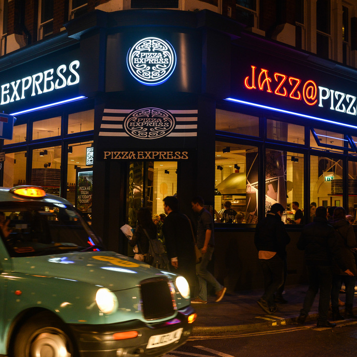 Jazz Club Pizzaexpress Live