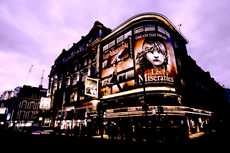 Pizza Express Live - Les Miserables - Musical 2017-08-22 16:37